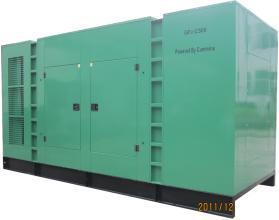 Cummins, 450kw Standby/Cummins Engine Diesel Generator Set