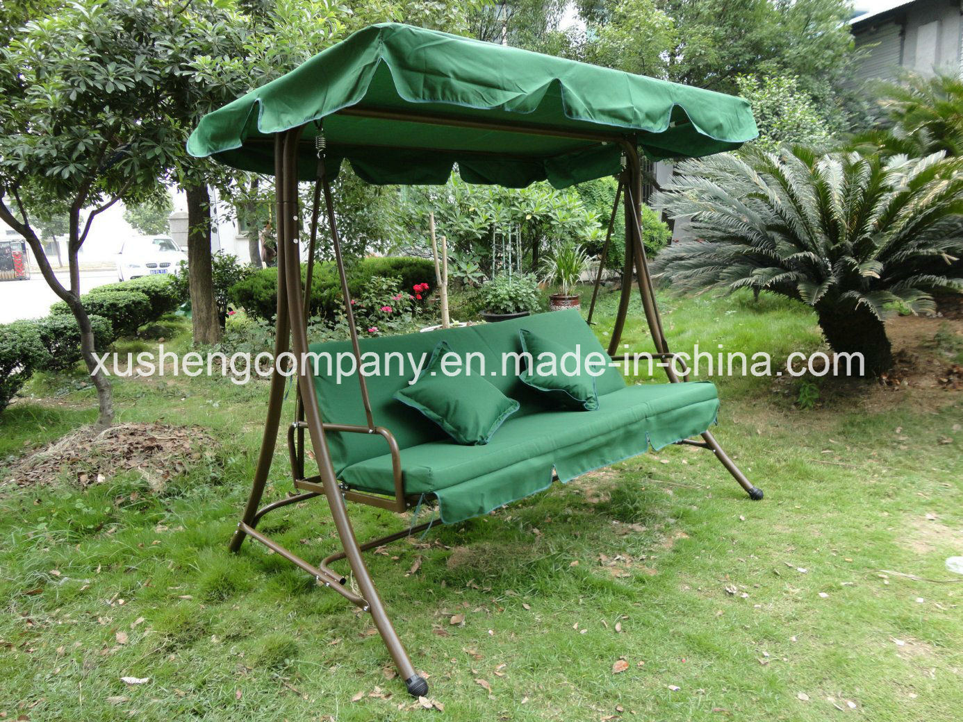 Patio Garden Swing Chair and Bed