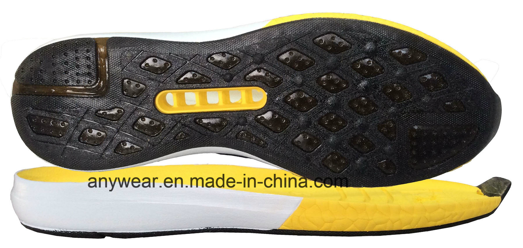 EVA Soles Men Phylon Outsole for Sports Shoes (9119)