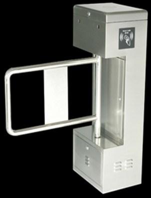 Semi-Automatic Swing Barrier Blueprint