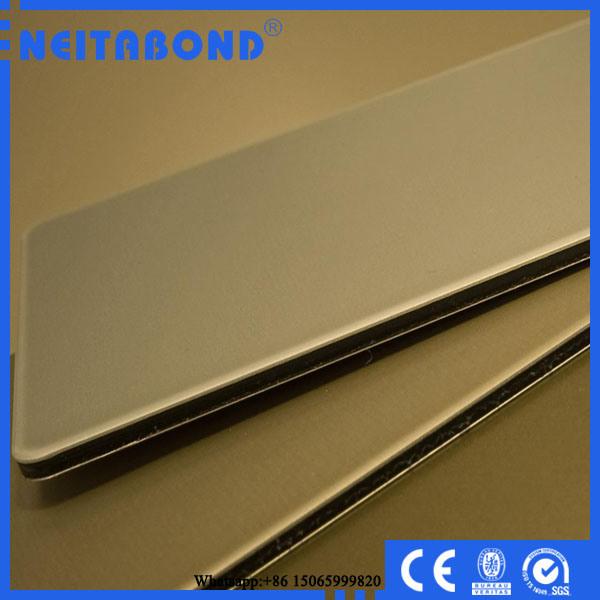 Neitabond PVDF Coated 4mm Aluminum Composite Sheet for Wall Cladding