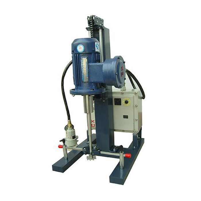 High Speed Paint Disperser with Explosion-Proof Motor