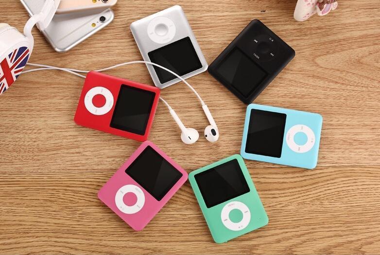 3 New Hot Sale MP3 MP4 Player Clip MP3 DJ Songs MP3 Bluetooth FM Radio