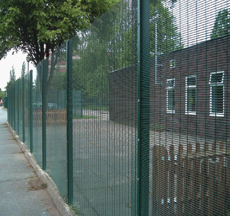 Prison Military 358 Security Fence/Anti-Climb Fencing