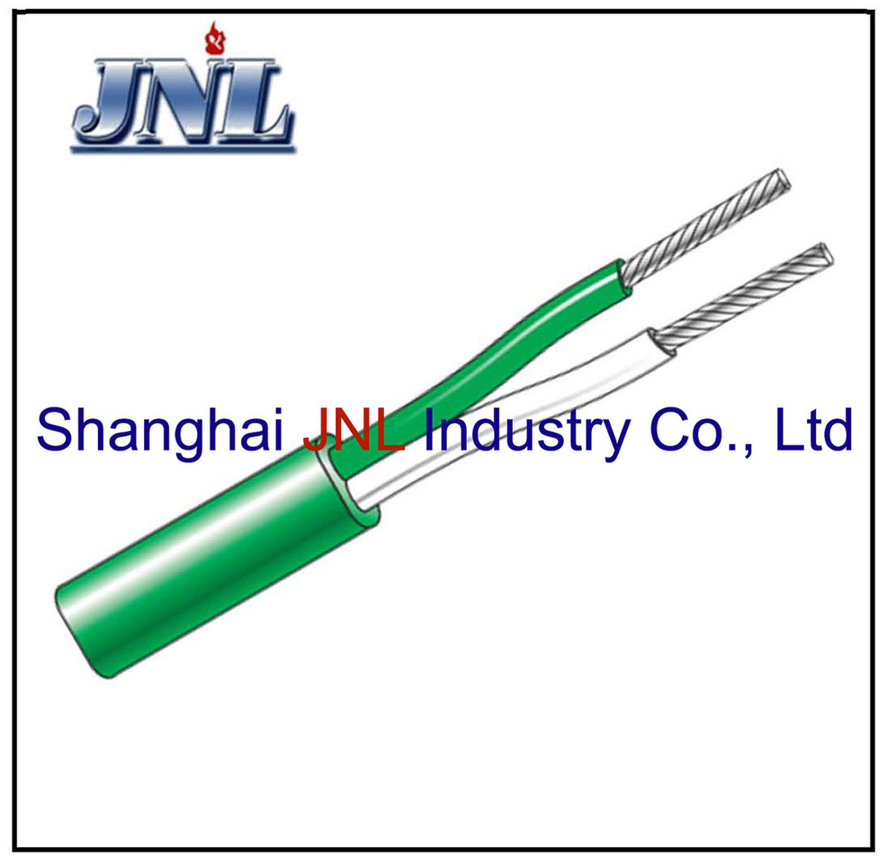 Thermocouple Cable (K, T, N, E, J, L, B, R, S)