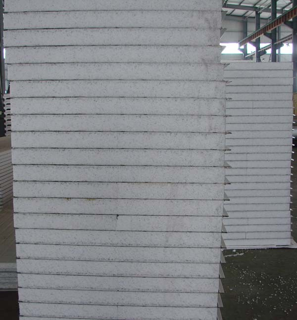 EPS Foam Insulated Wall Sandwich Panel