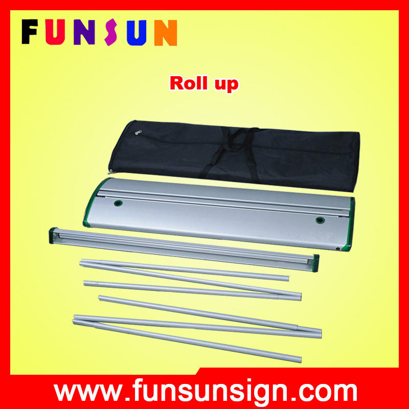 Electric Luxury Roll up Stand Display for Banner