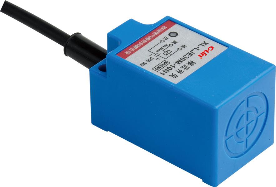 Square Type Inductive Proximity Switch/Sensor (LJE30MSeries)