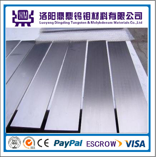 Hot Sale Molybdenum Plate for Heat Shield/Henan Factory/High Temperature Molybdenum Sheet Made in China