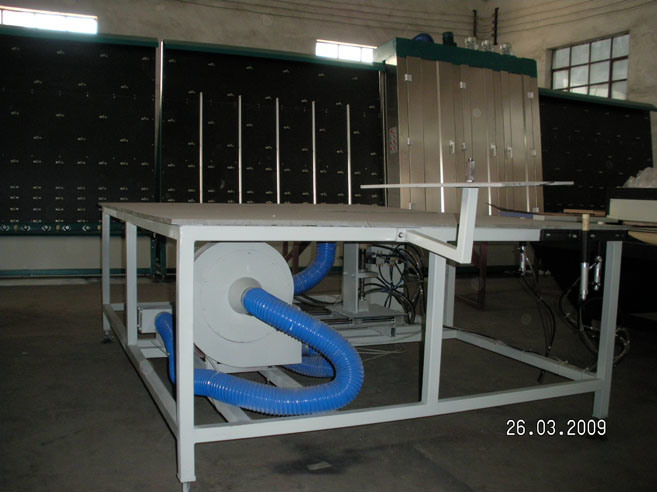 Insulating Glass Rubber Assembly Table (Insulating Glass Machine) Rubber Assembly Tool