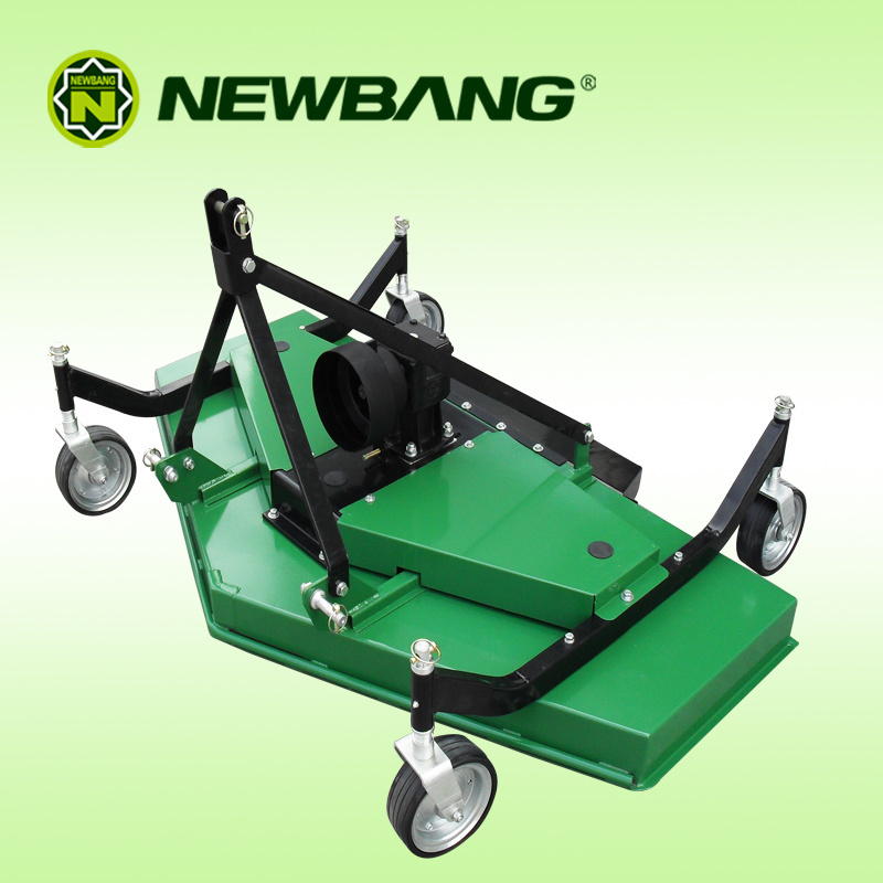 Finishing Mower Tractor Mower with Pto Drive Shaft
