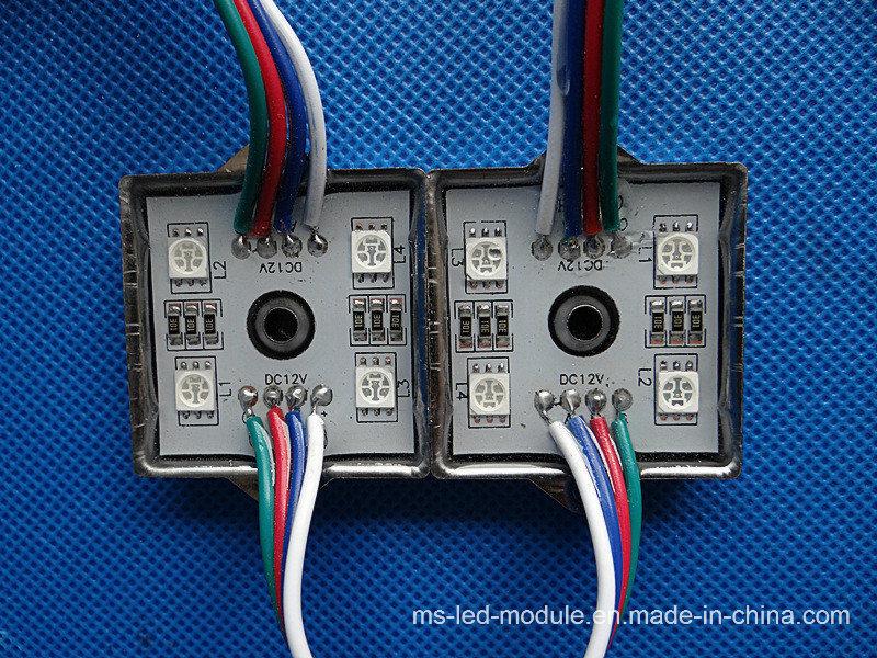 DC 12 5050 RGB Epoxy LED Module