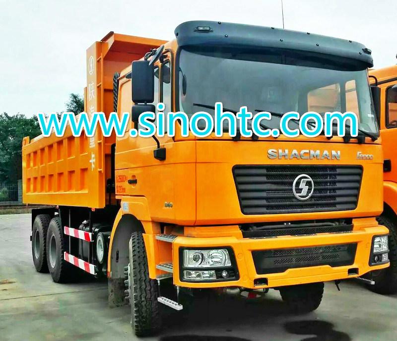 2016 Dumper SHACMAN Tipper Truck, Lorry truck, Dumper truck