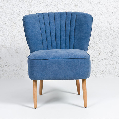 Wooden Accent Chair for Living Room Furniture (GK8023)
