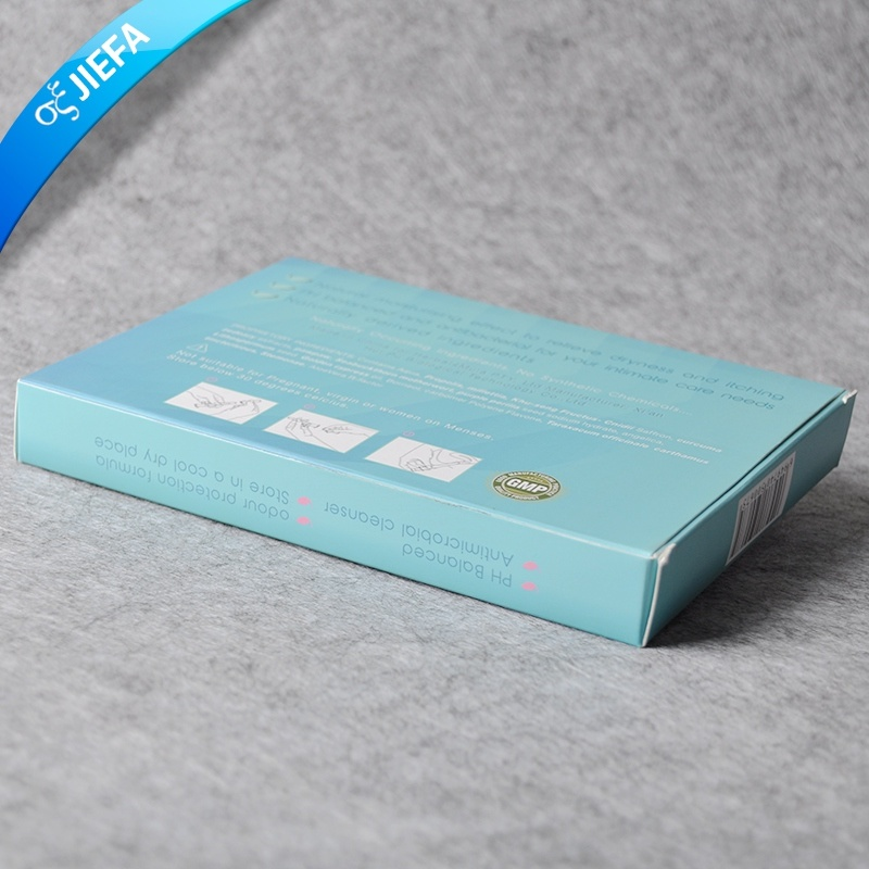 China High quality Cosmetic Packing Box