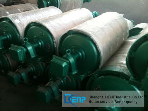 Belt Conveyor Parts with Motor