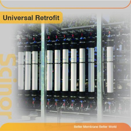 Retrofit UF Membrane Module(RT-P202T)