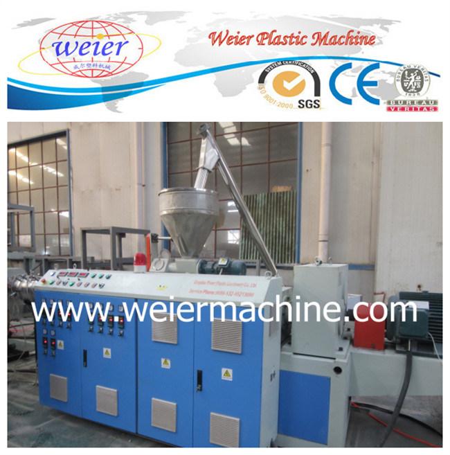 Plastic PVC CPVC Pipe Making Machine UPVC Pipe Extrusion Line Plastic Extruder