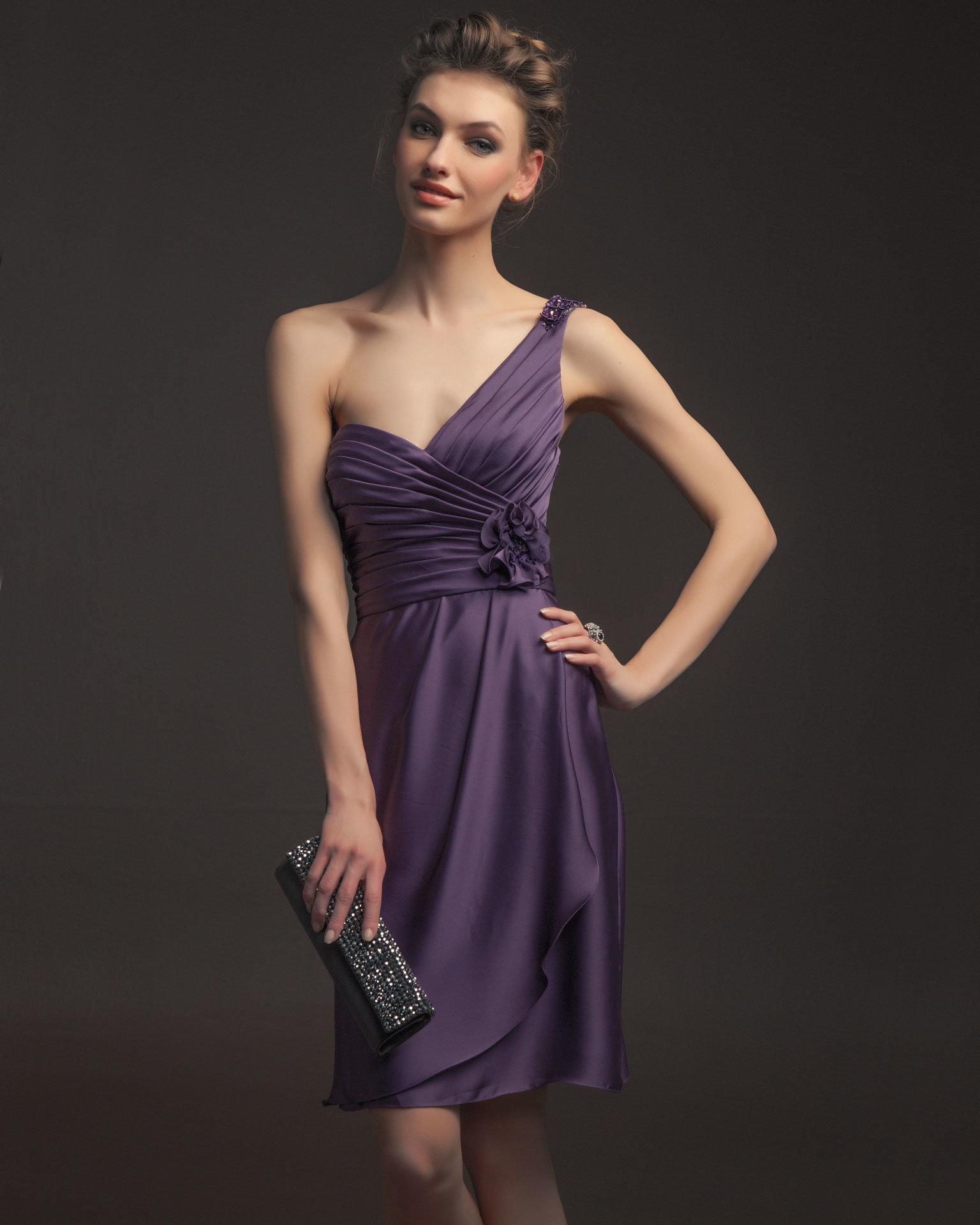 Elegant Short Evening Dresses - Boutique Prom Dresses