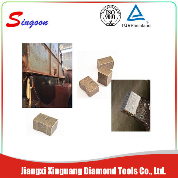 Diamond Segment for Natural Stone Cutting