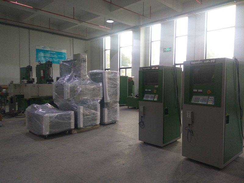 Small Modle Znc EDM Machine for Mold Manufacturer (DE-32MP50)