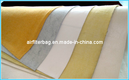 Filter Cloth (polyester, PP, Nomex, PPS, P84) /Filter Media/Needle Felt (Air Filter)