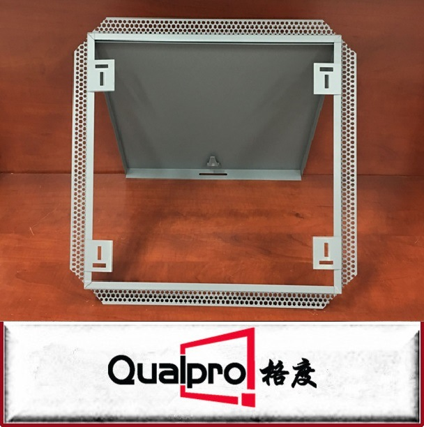 Sound absorbing set beaded metal access panel/access trapdoor AP7041