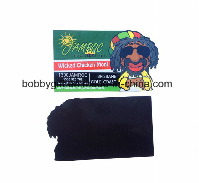 Promotion Printing Magnetic Business Card Souvenir Fridge Magnet
