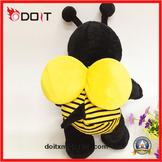 Bee Stuffed Animal Custom Stuffed Bee Custom Plush Toy