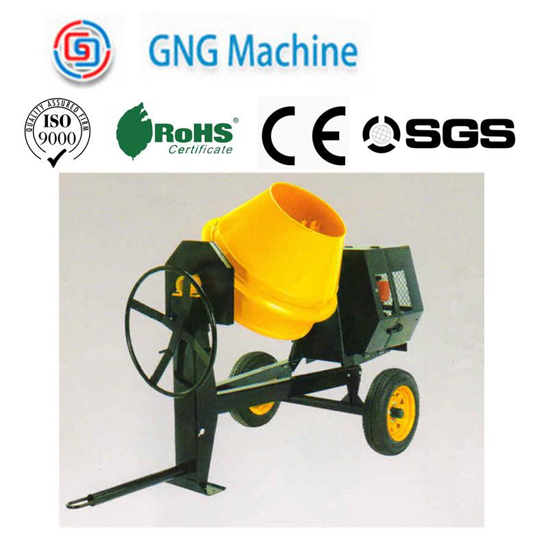 230L /260L Engine, Diesel Power Professional Building Electric Concrete Mixer