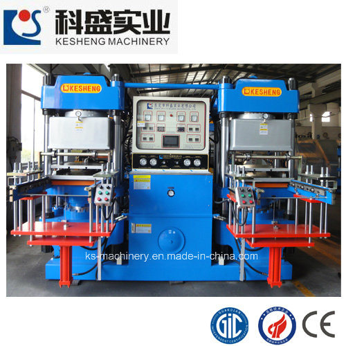300t Vacuum Rubber Machine for Rubber Silicone Products (KS300V2)
