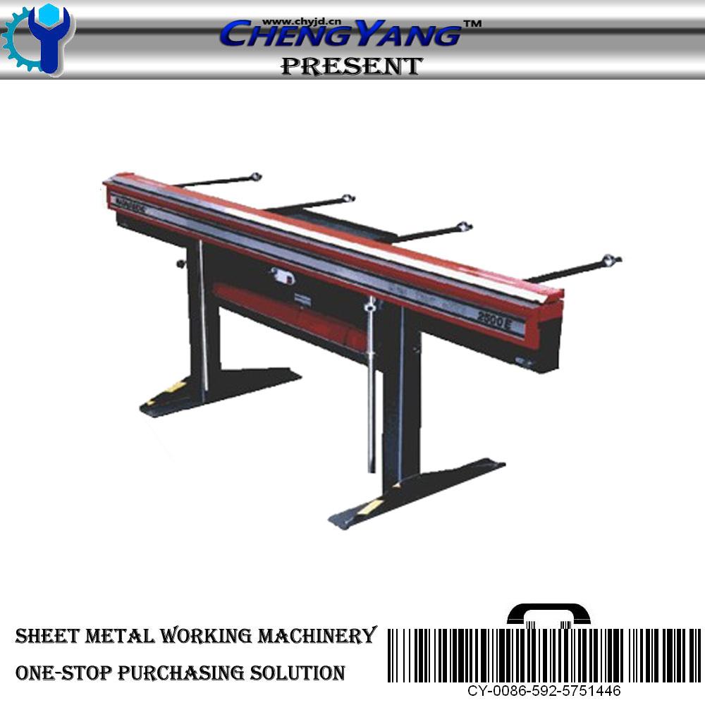 Sheet Bending Machine : China electromagnetic sheet metal bending machine e