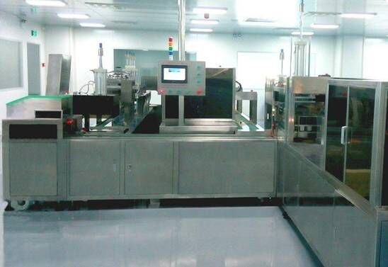 Blood Collection Vacuum Tubes Production Line