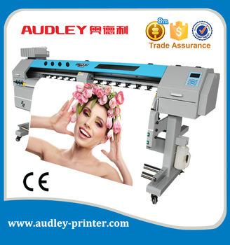 1.8m Digital Vinyl /Sticker /Flex Banner Printing Machine