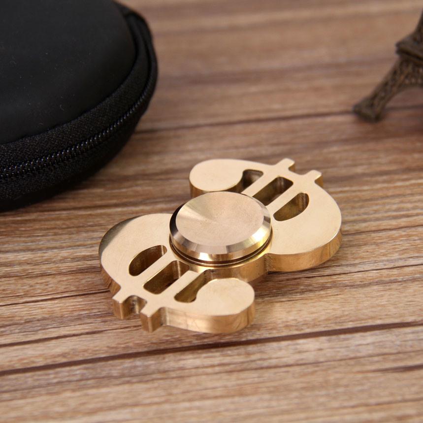 Fidget Toys Us Dollar Taper Roller Bearing Hand Spinner