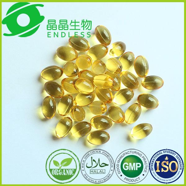 OEM Wholesale Eyesight Supplement Cod Liver Oil in Bulk