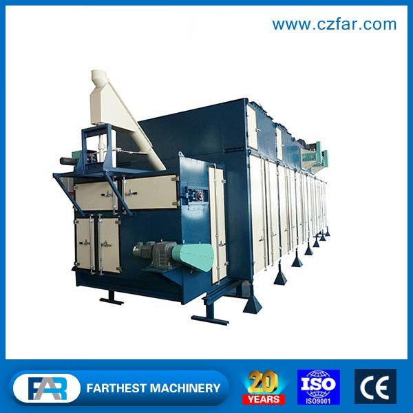 Hot Sales Belt Dryer for Floating Fish Feed