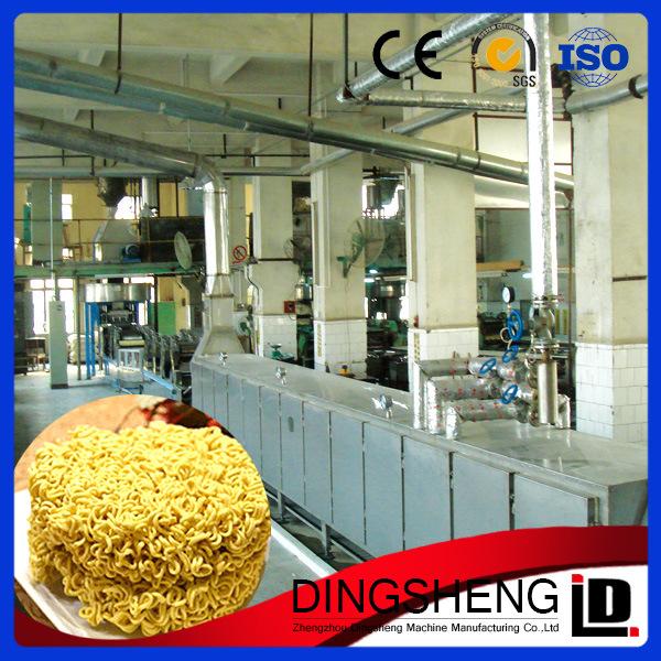 Hot Sale Automatic Instant Noodles Production Line