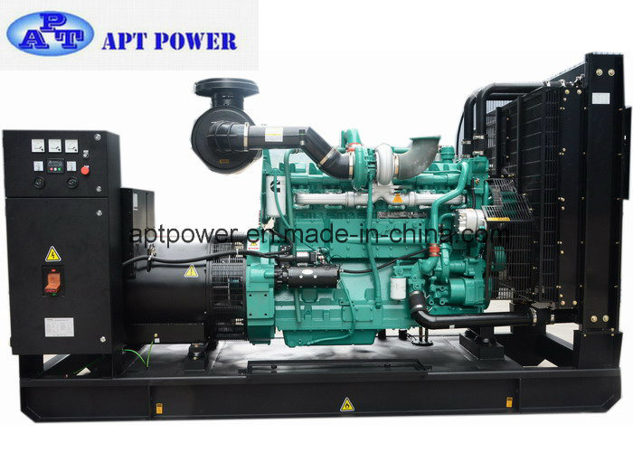 500kw Diesel Generator with 12hours Fuel Tank