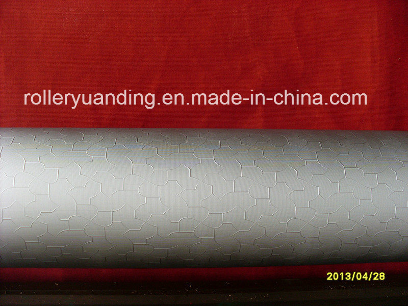 Engraved Roller for Pattern Glass