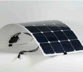 2017 Hot Sale Flexible Solar Panel 100W Sunpower Solar Cell