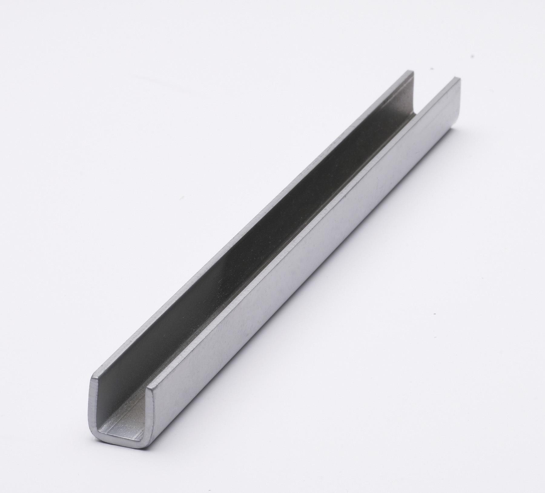 Steel channel shapes