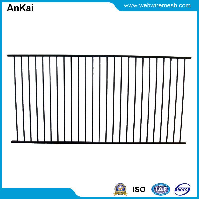 Flat Top Aluminium Pool Fencing