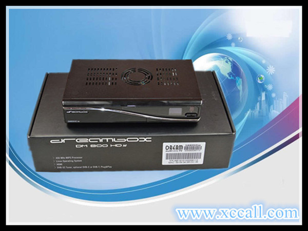 Dreambox Dm800se with WiFi, Dm800 Hdse WiFi, Digital Satelite Receiver HD