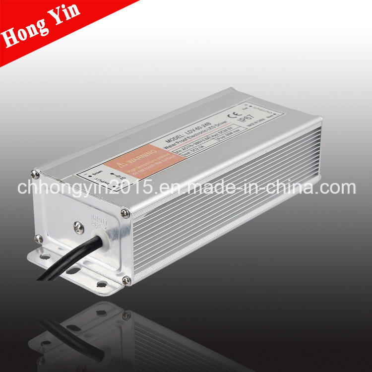 Lpv60W Waterproof CE Switching Power Supply