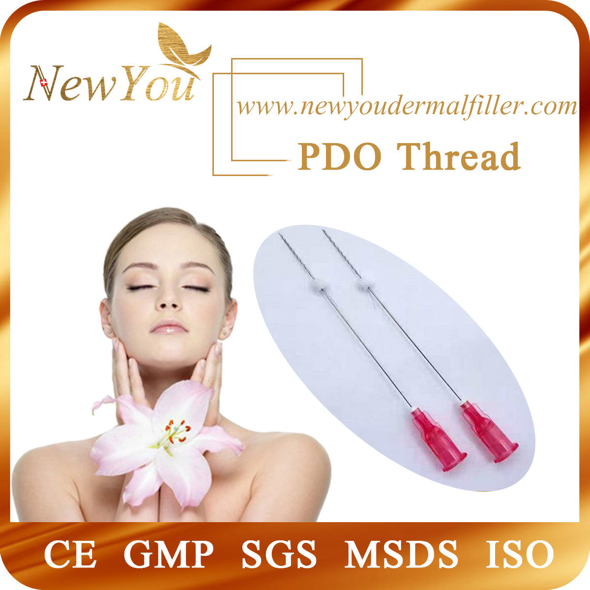 2017 Beauty Products Eye Care Pdo Thread Mono