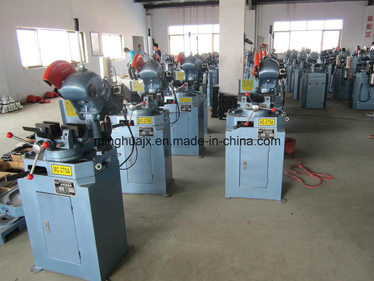 Economical Type Manual Pipe Cuting Machine (MC-275A)