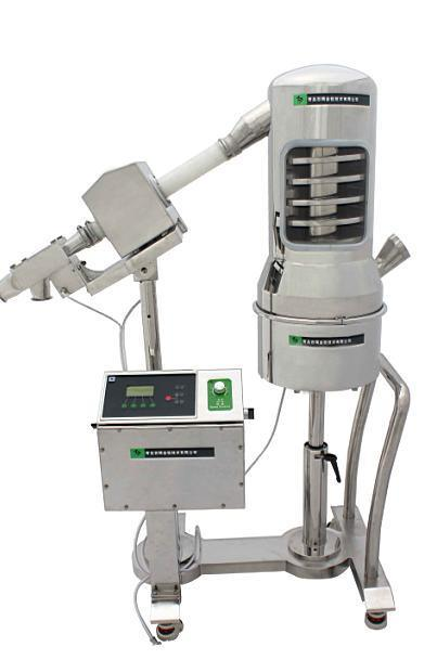 Tablet De-Duster and Metal Detector All in One Machine