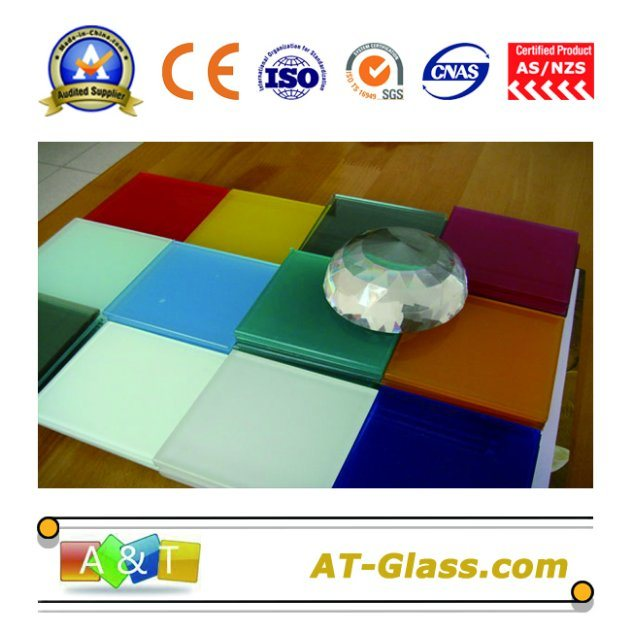 6.38mm Lamianted Glass/Tinted Laminated Glass/Laminated Safety Glass with Ce Certificate