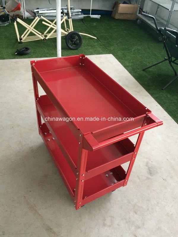 China 3 Layers Service Cart